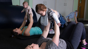 Fit for Mums Online! 6 Week Postnatal Programme Wednesdays March 2021